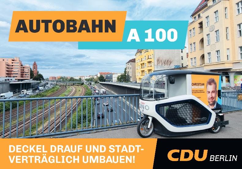 Autobahn A100